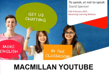Macmillan youtube