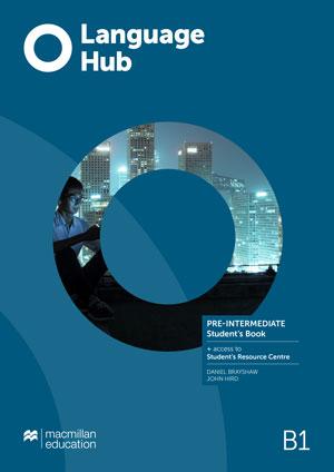 LHUB B1 Pre Intermediate cover