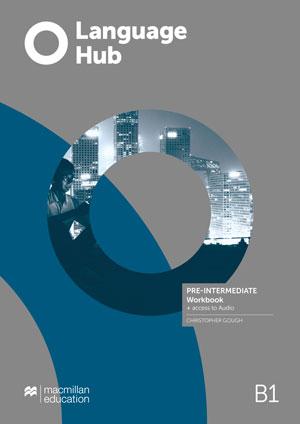 LHUB B1 WB Pre Intermediate cover