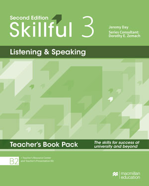 Skillful 3 Listen Speak